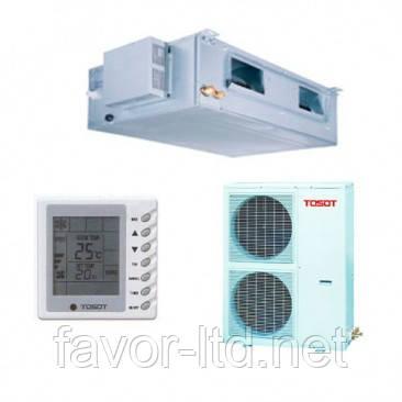 T60H-LD (DCI) INVERTER Канальный кондиционер TOSOT