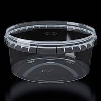 Судок круглый с крышкой, объем 300 мл maxima, Ø 110 мм, 300 шт/упаковка