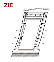 Оклад Roto ZIE 07/14 WD 74x140см