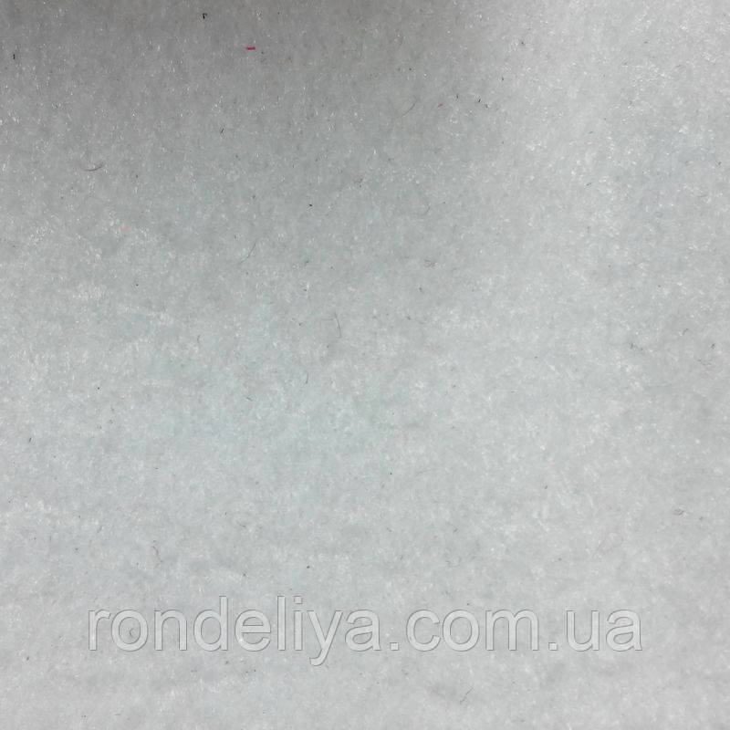 Фетр 20х30 см 1мм белый