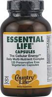 Лучший витаминный комплекс Essential Life для всей семьи из США