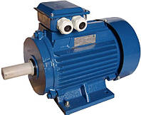 АИР 160 S8 Электродвигатели асинхронные с короткозамкнутым ротором АИР 160 S8 7,5 кВт 750 об/мин