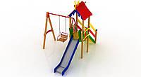 Детский игровой комплекс Кроха 1,2м