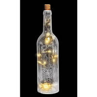 Украшение декоративное Бутылка 28см х 7см