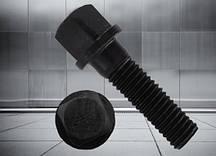 Винт установочный М8 ГОСТ 1488-84, DIN 478 с квадратной головой и буртиком