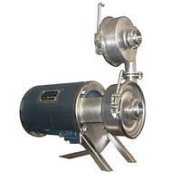 Насос центробежный самовсасывающий 2Г2-ОПД для перекачки молока и других пищевых доступов