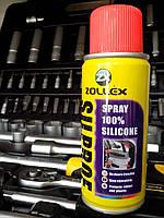 Смазка силиконовая спрей Zollex B-99Z аэрозоль 110мл