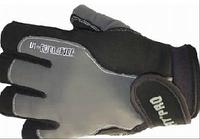 Перчатки для спорт зала Power System из твердой пены