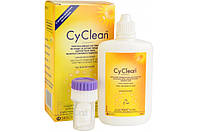 Раствор для линз CyClean /100мл-146гр; 380мл-291гр; +контейнер