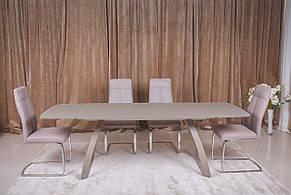 Стол обеденный LONDON NEW  (Лондон) Nicolas, мокко, фото 2