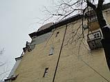 Обследование фасада, простукивание  плитки, сбить плитку, фото 3