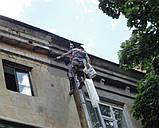 Обследование фасада, простукивание  плитки, сбить плитку, фото 5