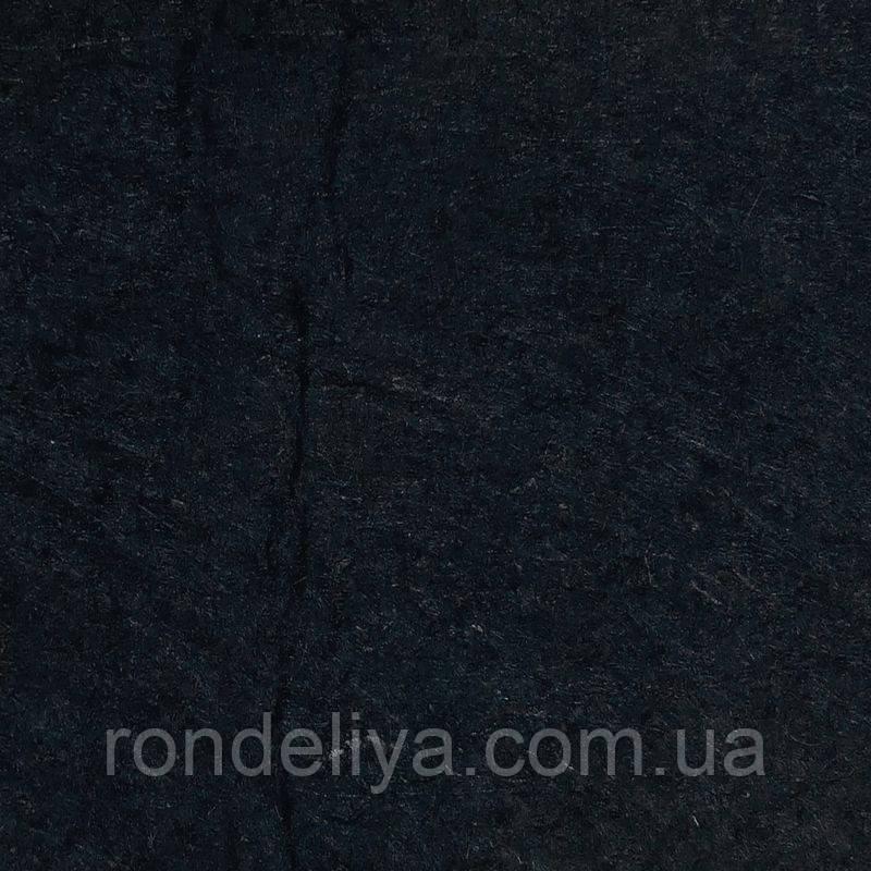 Фетр 20х30 см 1мм темно синий