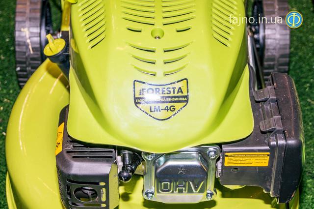 Бензиновая самоходная газонокосилка Foresta LM-4G