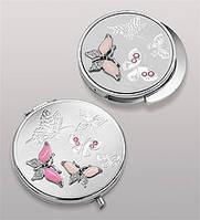 Подарочный женский набор зеркальце + держатель для сумочки WIN-103