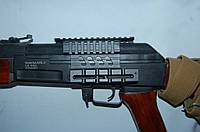 Боковая планка на АК под оптику (ласточкин хвост), фото 1