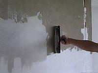 Шпатлёвка стен под обои
