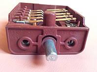 Переключатель пятипозиционный BC5-11 / 16А / 250V / Т150 для электроплит        Турция, фото 1