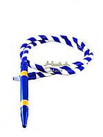 Шланг для кальяна Candy x Metall Blue