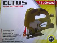 Электролобзик (Eltos ЛЭ 100 920Л)