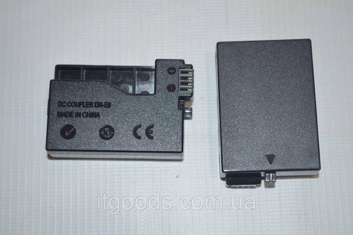 Адаптер DR-E8 для Canon ACK-E8   EOS 550D   EOS 600D   EOS 650D   EOS