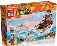 """Конструктор """"Пираты"""" 45 деталей 1302 Brick"""