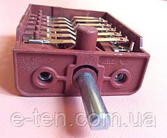 Перемикач восьмипозиционный BC6-12 / 16А / 250V / Т150 для електроплит Туреччина
