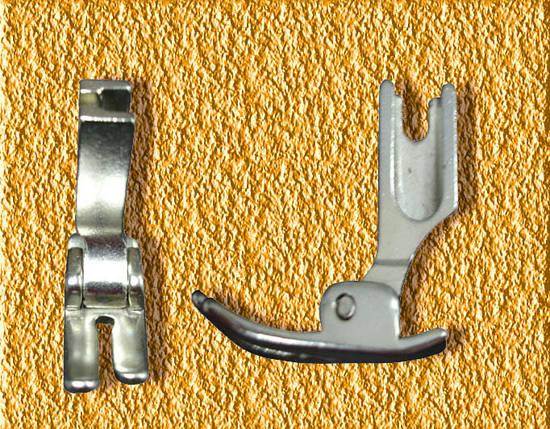 Лапка прямострочная для бытовых машин 35-351, фото 2