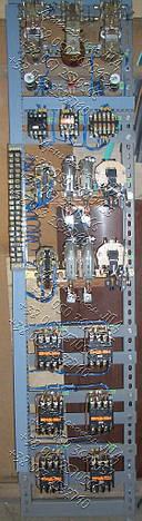 ТА-161 (ирак.656.231.019-08) — крановая панель для механизмов передвижения, фото 2