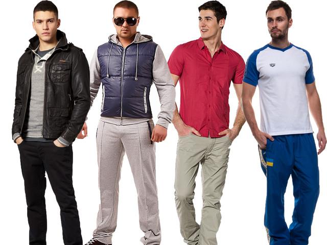 Мужская одежда — купить мужскую одежду в интернет магазине Модный Мир 392e1c6083249