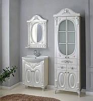 Комплект мебели Атолл Наполеон-75 белый жемчуг