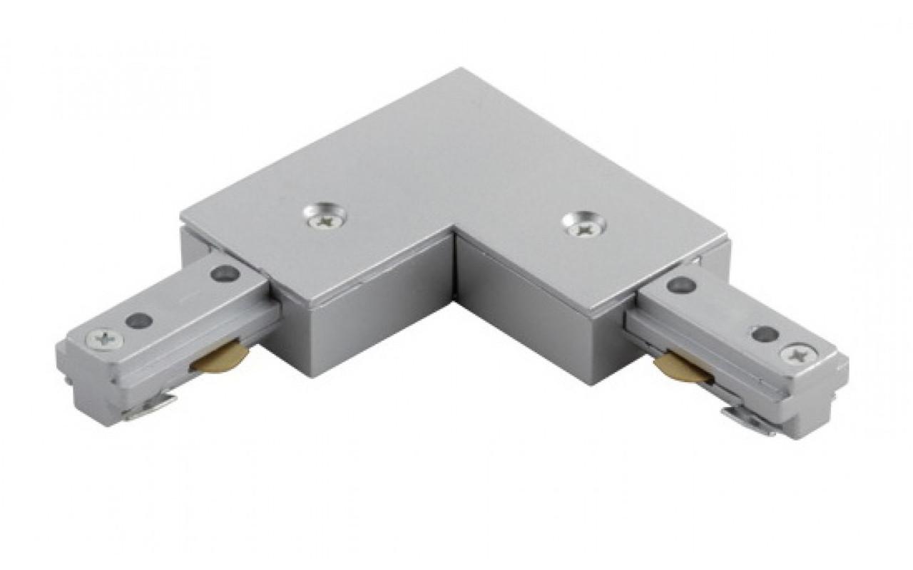 """Коннектор LEDMAX для шинопровода L-образный """"L""""-1-PHS ADAPTER"""