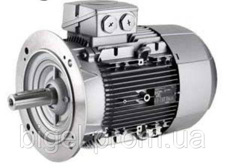 Электродвигатель 4 кВт 8.1 А Siemens 1LE1002-1BA22-2GA4-Z D22
