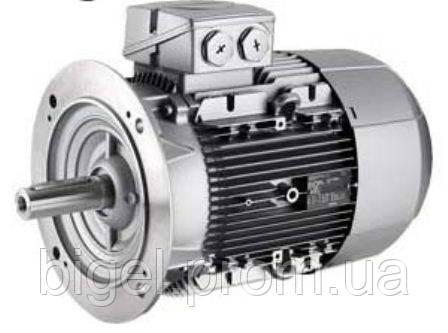 Электродвигатель 0.75 кВт 1.75 А Siemens 1LA7080-2AA11-Z D22