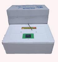 Інкубатор для яєць Наседка ІП-70 з ручним перевертанням