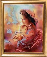 Набор для вышивания бисером Материнская любовь 450