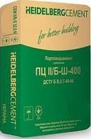 Цемент М-400 Хайдельберг (Heidelberg Cement) заводская тара по 25 кг.
