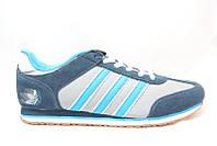 Кроссовки мужские Adidas Blue
