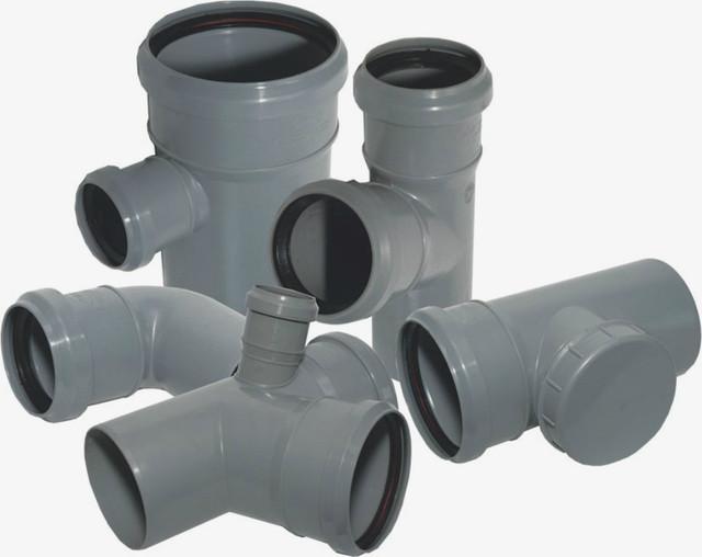 Фитинги ППР для внутренней канализации