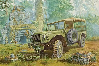 Американский грузовик М37    1\35  RODEN 806