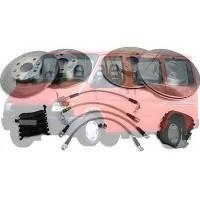 Запчасти гальмівної системи Ford Transit Форд Транзит 1986-1991