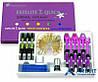 Эстелайт Сигма Квик (Estelite Sigma Quick, Tokuyama Dental), набор, 9 шприцов (3.8г + 1.8г) + аксессуары