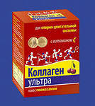 Коллаген ультра + глюкозамин (вишня)  №7