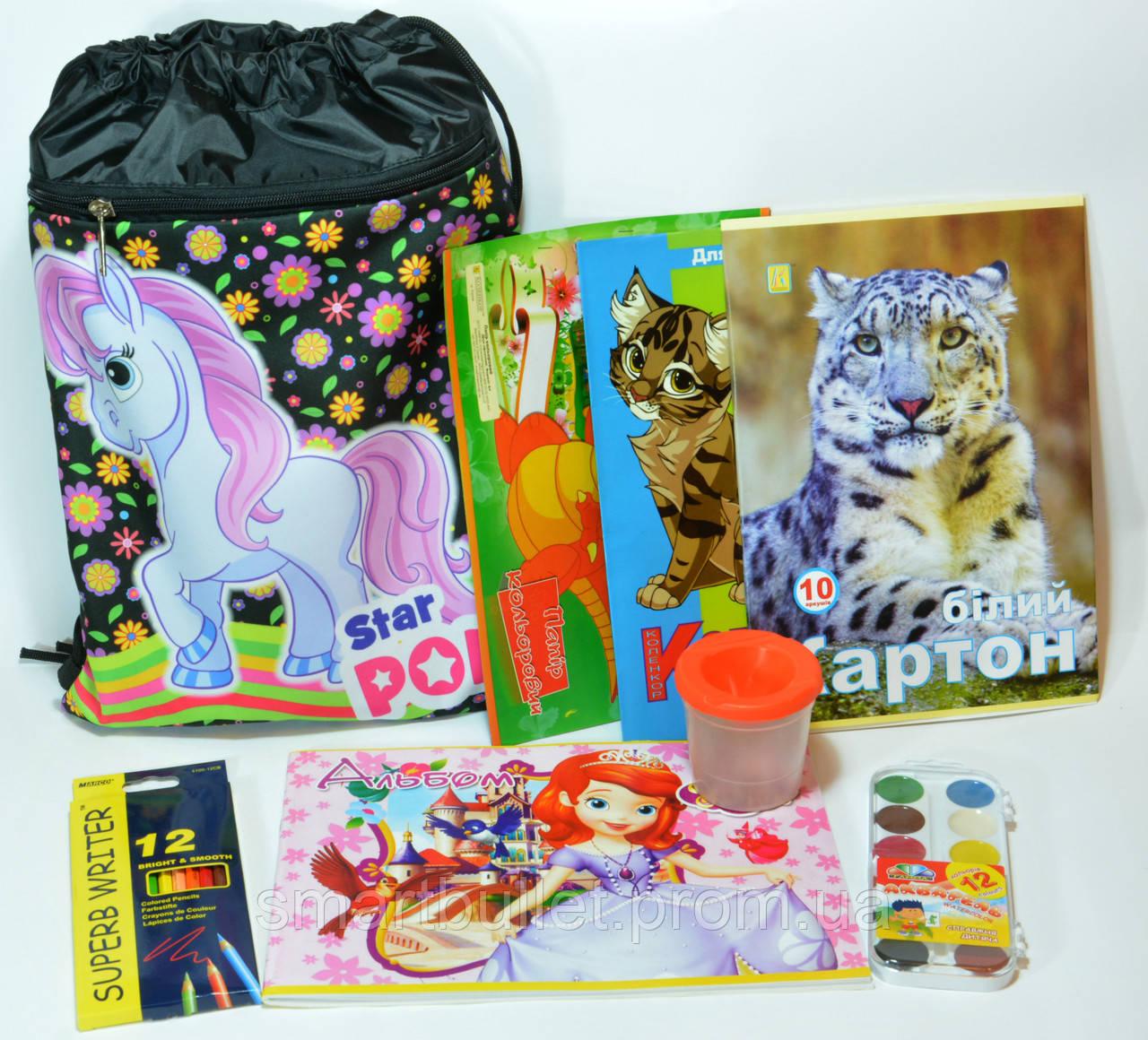 Подарок выпускнику детского сада Стандарт для девочек.