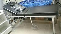 Складной массажный стол ZD-802, фото 1