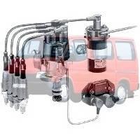 Система запалювання Ford Transit Форд Транзит 1986-1991