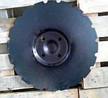 Диск для дисковой бороны Vaderstad Carrier 432 мм на 4 отверстия 459608, фото 2