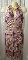 Платье женское легкое летнее сарафан мини р.42-44 6089а от Chek-Anka