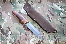 Нож с фиксированным клинком Койот, фото 3