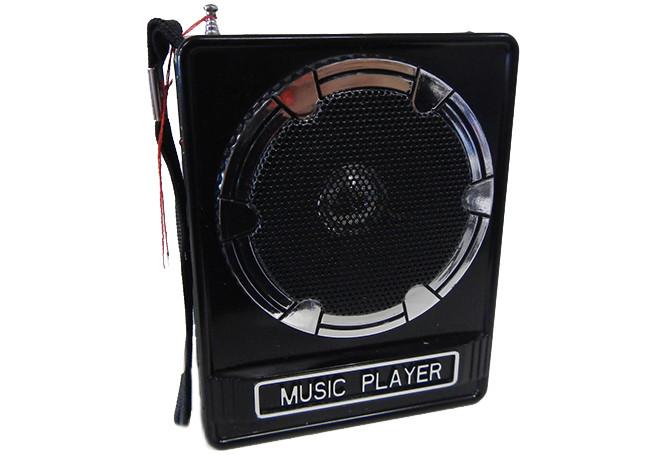 Портативная колонка MP3 USB FM NS-017U